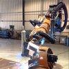 KUKA Robot Mig Welding - YouTube