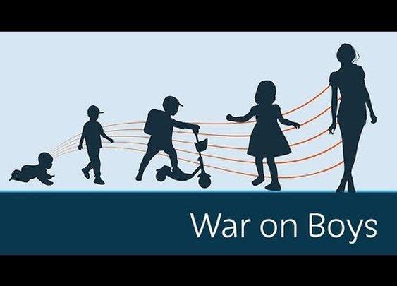 War on Boys - YouTube