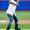AOL.com Article - 50 Cent not on the money with first pitch at Citi Field