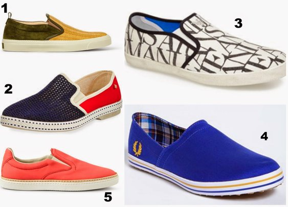 Summer Shoes: The Slip-On