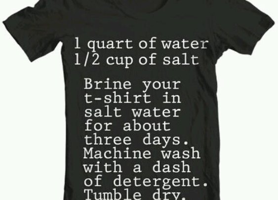 Vintage T-shirt Feel