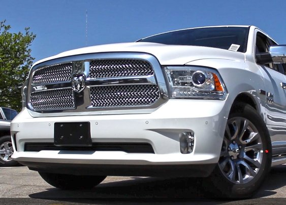 2014 Ram 1500 Laramie Limited with all new EcoDiesel engine   In-depth Video Tour