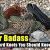 Four Badass Paracord Knots You Should Know - SHTF Preparedness