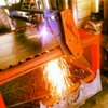 BurnTables CNC Table Doing its thing.