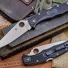 Spyderco: C10FPBK - Endura Flat Ground - VG10 Blade - Black FRN Handles