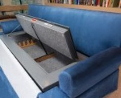 Couch Bunker Safe   StashVault