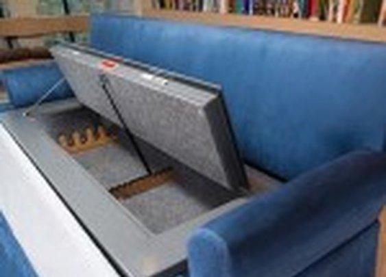 Couch Bunker Safe | StashVault