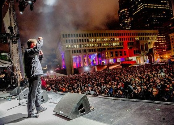 Boston Finds Its Calling: The City's Only Music Festival | Hugh McIntyre