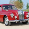 The MG Magnette Z Series