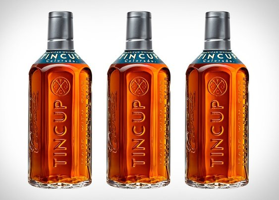 Tincup Whiskey | Uncrate