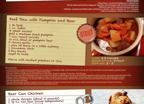 Cooking With Beer - StumbleUpon