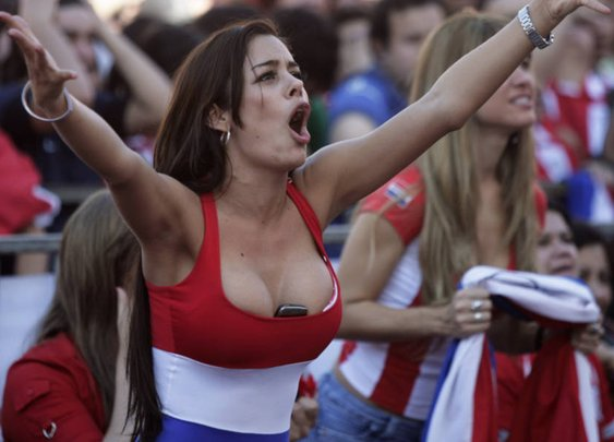 The Friday 5: Pros & Cons of World Cup Soccer : 101 or Less