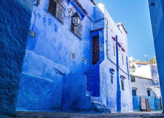 17 Impossibly Colorful Cities You'll Want To Visit Immediately