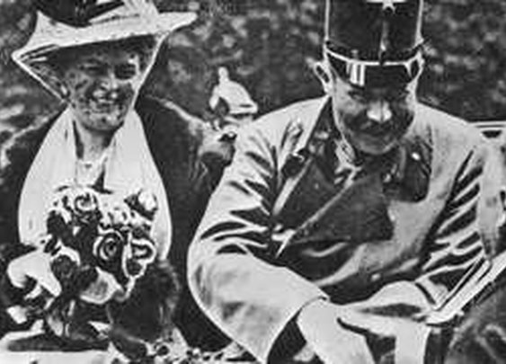 BBC - 28 June 1914: Archduke Ferdinand and wife assassinated