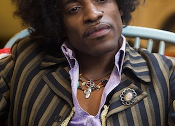 Andre 3000 Shreds as Hendrix in Trailer for 'Jimi: All Is By My Side' - Video | Rolling Stone