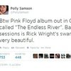 "New Pink Floyd Album ""The Endless River"" Due October 2014 