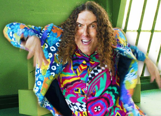 Weird Al Yankovic gets 'Tacky' with Pharrell's 'Happy'