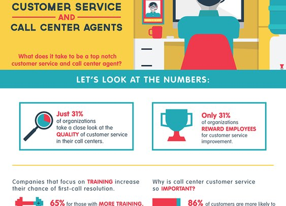 What makes for great customer service?
