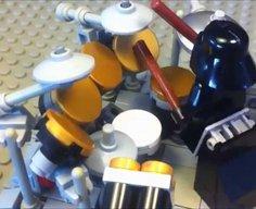 LEGO® Darth Vader: Power of the Blast