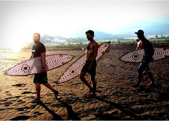 Wine Cork Surfboards