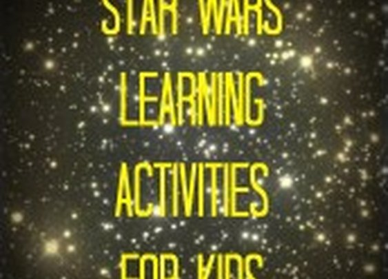 Star Wars Learning Activities for Kids | Chasing Supermom
