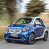 2016 Smart Fortwo First Look