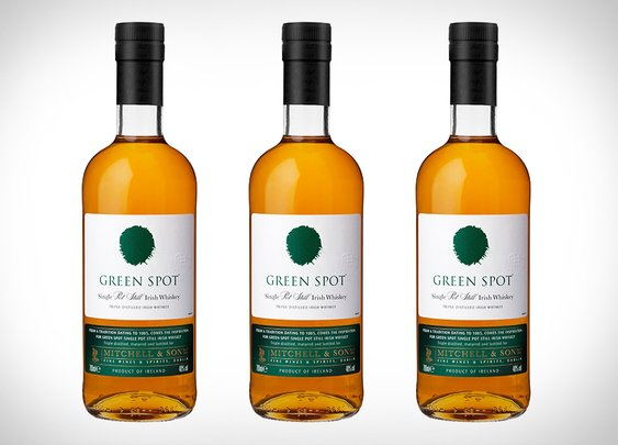 Green Spot Irish Whiskey | Uncrate