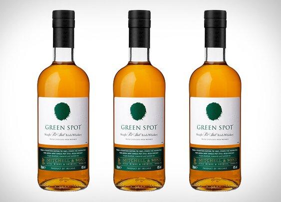 Green Spot Irish Whiskey | Uncrate