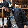 Audio Engineer's Hoodie lets you stay warm and look cool