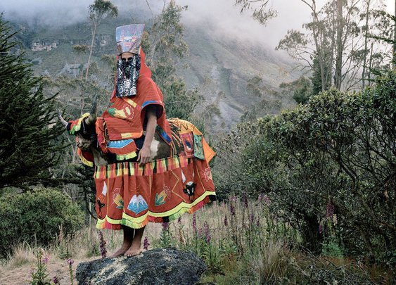 Photos Of Witch Doctors And Healers Reveal The Spiritual Diversity Of Bolivia