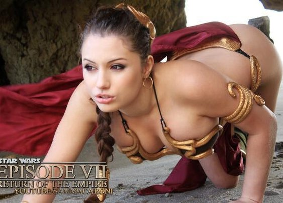 The Friday 5: Hottest Cosplay Chicks : 101 or Less