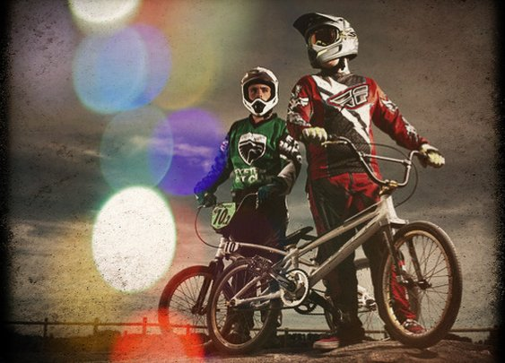 Faster, stronger, higher for @exeterBMXclub