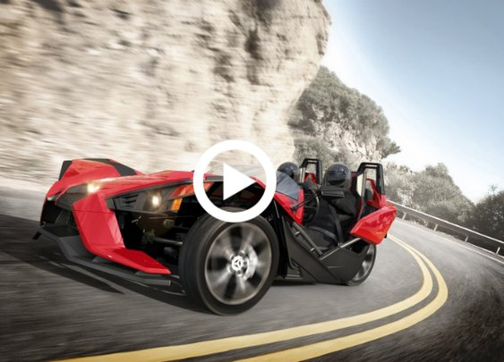 2015 Polaris Slingshot Motorcycle | GearMoose