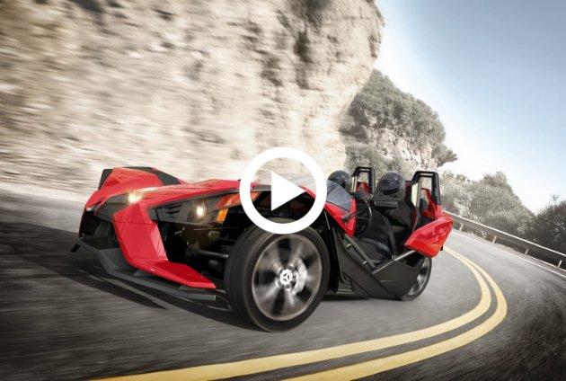 2015 polaris slingshot motorcycle gearmoose gentlemint. Black Bedroom Furniture Sets. Home Design Ideas