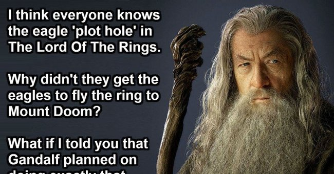 Lord Of The Rings  Plot Summary