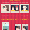 Tips For Taking Better Selfies [Infographic]