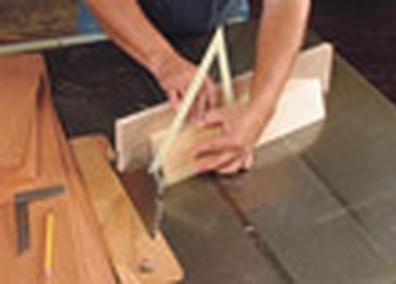 How to Cut Compound Angled Joinery - Fine Woodworking Video