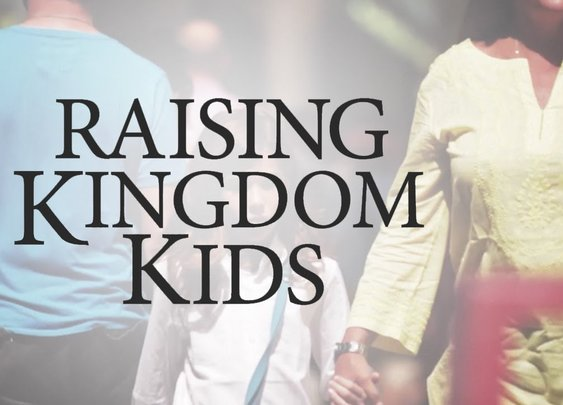 Raising Kingdom Kids - Tony Evans - YouTube