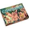 Condoms Tin Pocket Box - Replica of a 1920's Cigarette Case