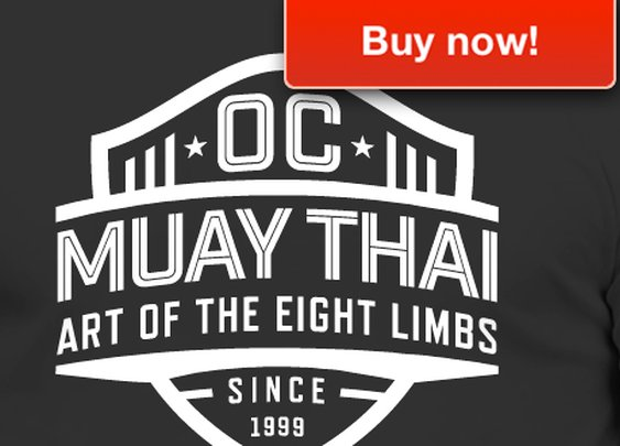 Muay Thai - Art of the 8 Limbs T Shirts on Sale #WaaTaa
