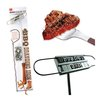 BBQ Branding Iron Kit - Brand any name or message!