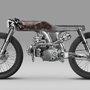 Bishop Motorcycle by Bandit9