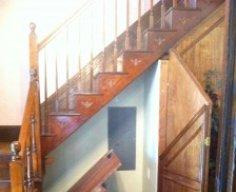 Stairs Hidden Under Other Stairs | StashVault