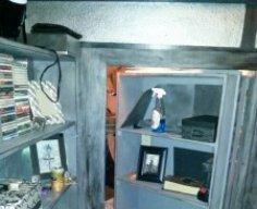 Bookcase Door to Secret Room | StashVault
