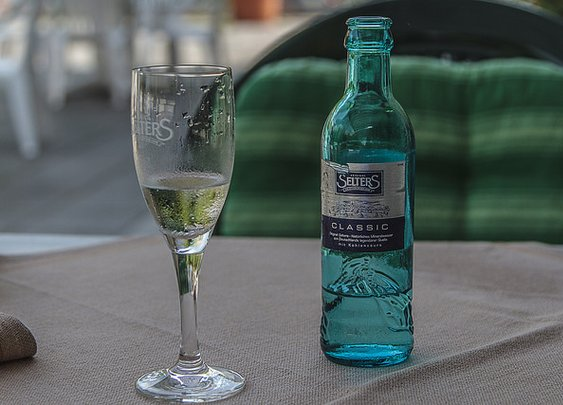 Drinkable 200 yr old bottle of alcohol found in Baltic Sea
