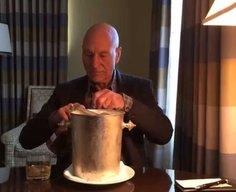 Pstew's Ice Bucket Challenge. Stay Classy