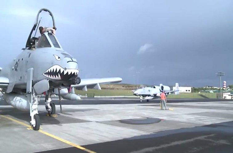The story of the A-10 and why the F-35 cannot replace it. [VIDEO]