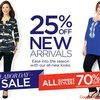 Catherines Labor Day Sale – 25% Off New + 70% off Summer Styles