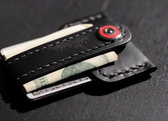 The Vapor Front Pocket Wallet by Vvego International on Vimeo