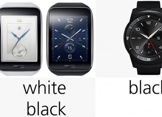 Samsung Gear S vs. LG G Watch R